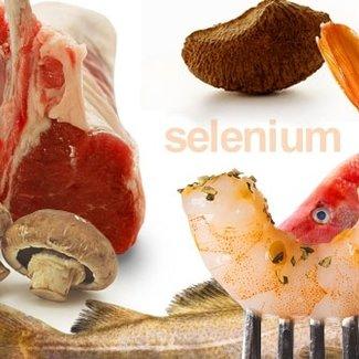 Selenium urine
