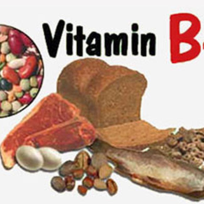 EDTA Vitamine B6