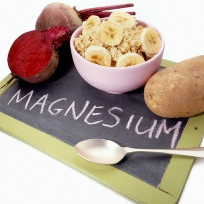 Magnesium bloed