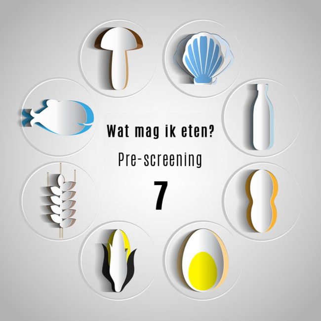 Pre-screening Wat mag ik eten?