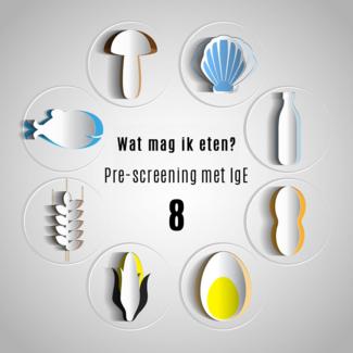 Pre-screening + IgE Wat mag ik eten?