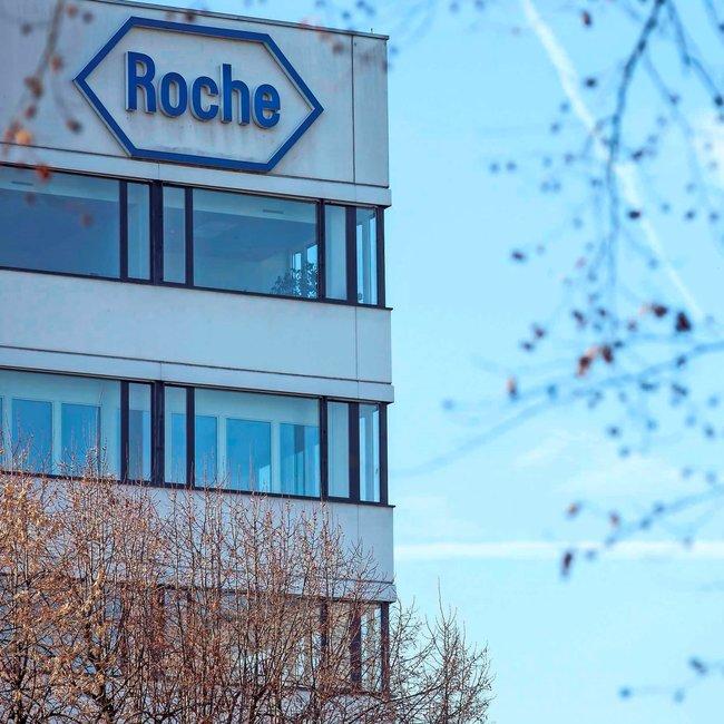 Roche Covid-19 antistoffentest
