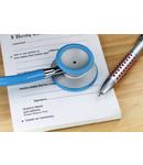 Medische verklaring door arts
