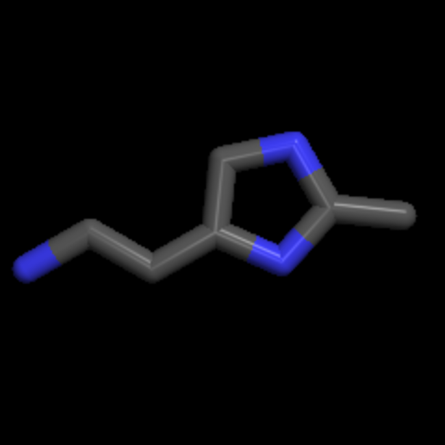 Methylhistamine RP  uit urine