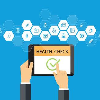 Medische Check-up  nabepaling