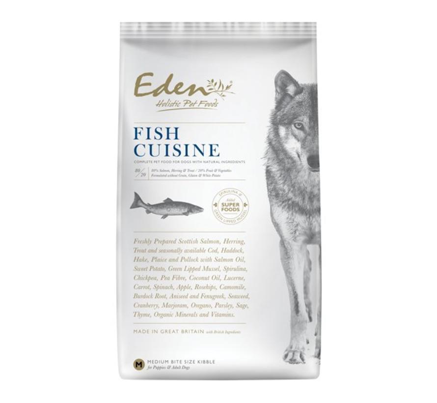 Eden Dog Fish Cuisine 12kg