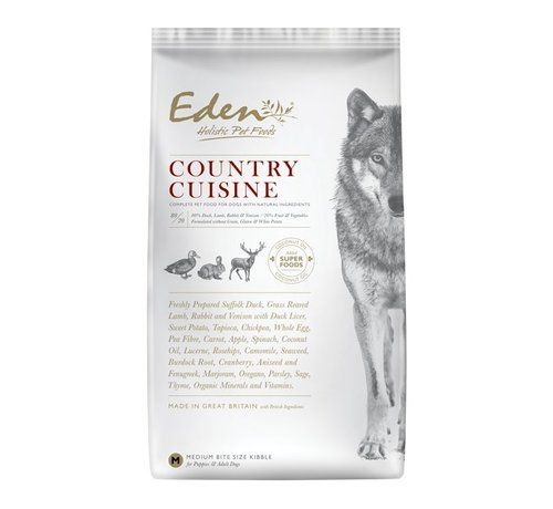 Eden Eden Dog Country Cuisine 12kg