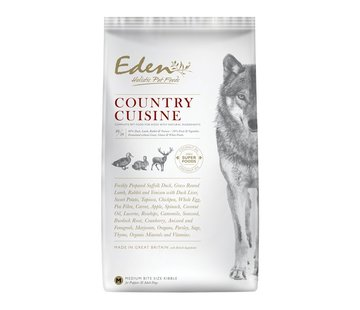 Eden Eden Dog Country Cuisine 6kg