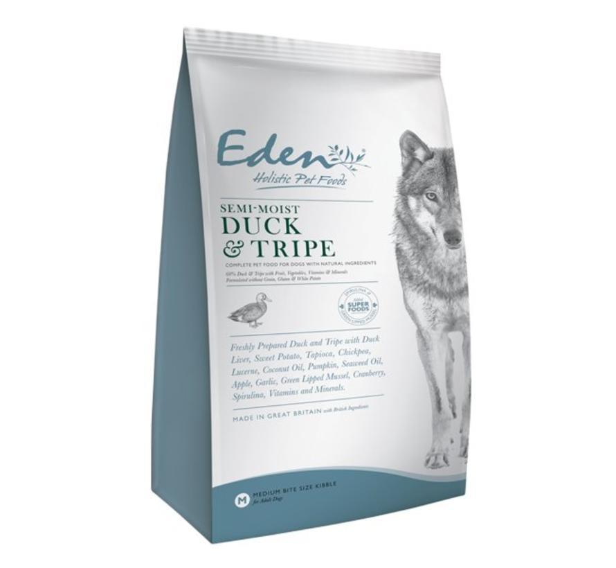 Eden Dog Semi-Moist Duck & Tripe 12kg