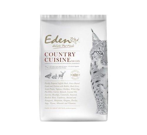 Eden Eden Cat Country Cuisine 1,5kg (eend, lam, hert & konijn)