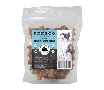 Fresco Fresco Training Mini Bones konijn 150gr