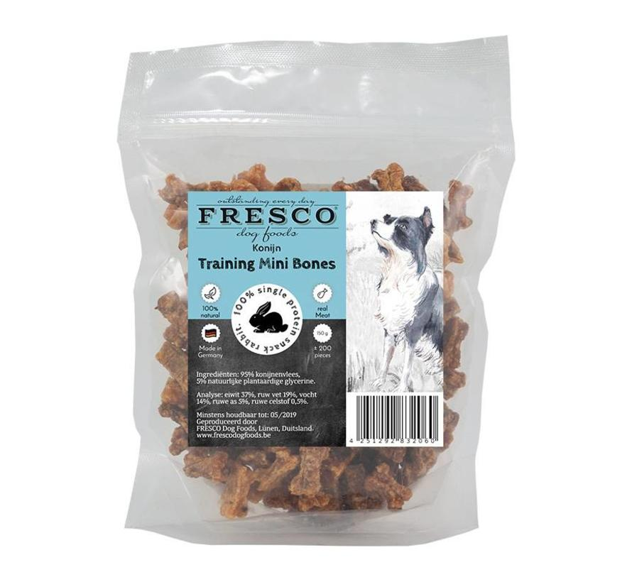 Fresco Training Mini Bones konijn 150gr
