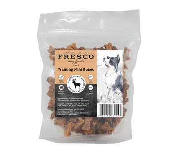 Fresco Fresco Training Mini Bones Hert 150gr