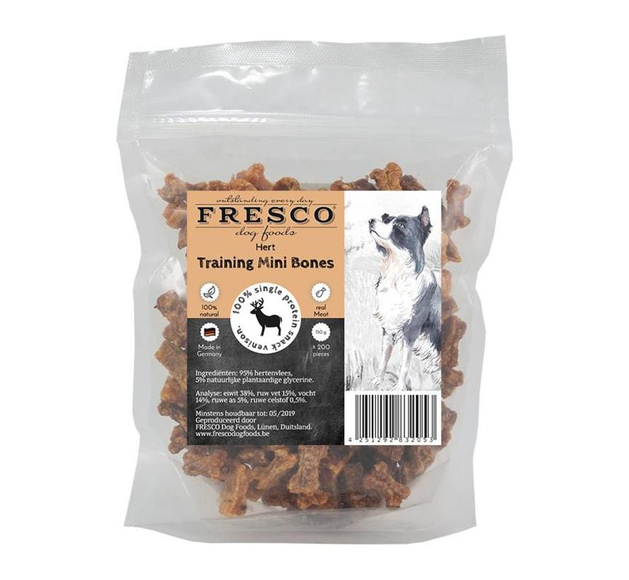 Fresco Training Mini Bones Hert 150gr