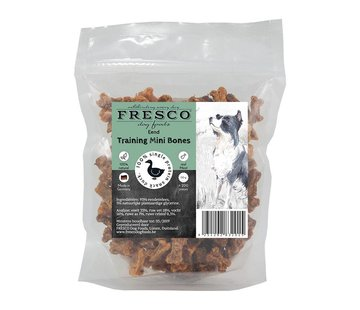 Fresco Fresco Training Mini Bones eend 150gr
