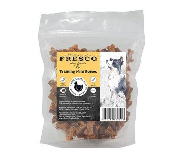 Fresco Fresco Training Mini Bones kip 150gr