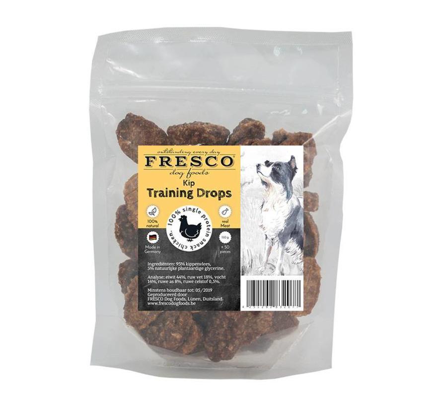 Fresco Training Drops kip 150gr
