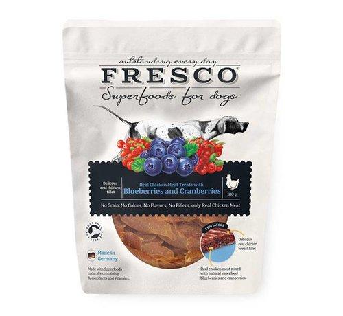 Fresco Fresco Superfood Grillers kip 100gr
