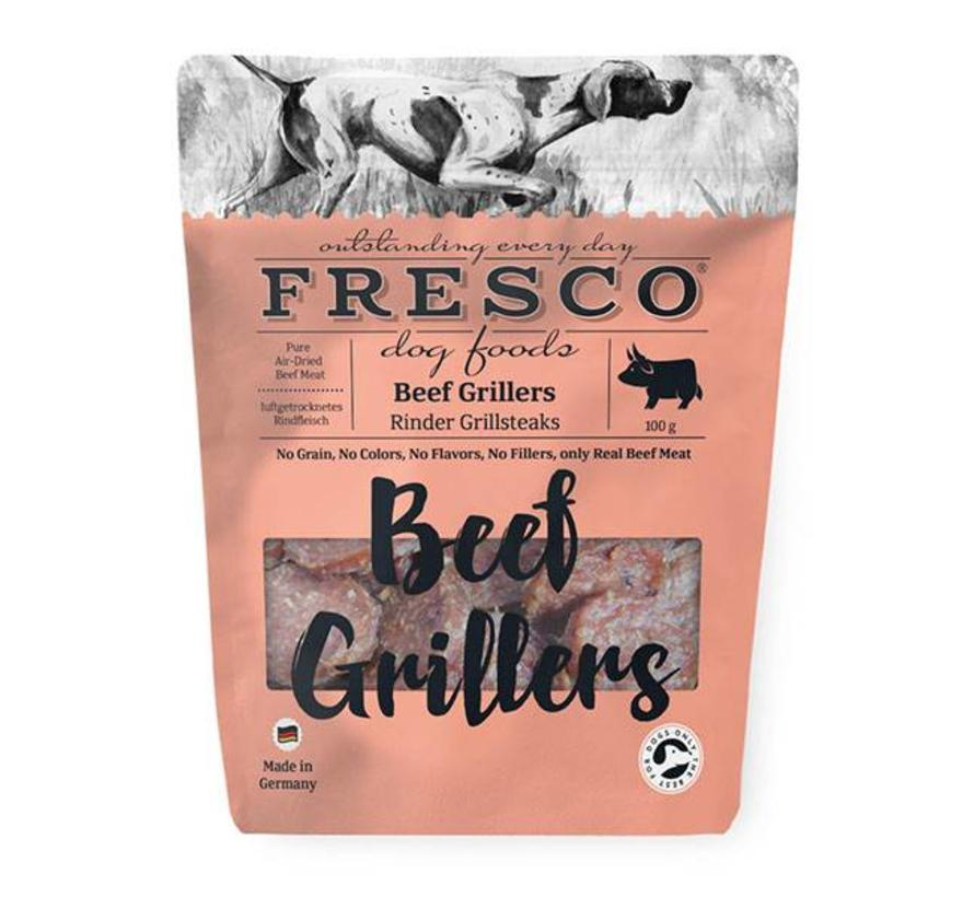 Fresco Grillers Beef 100gr