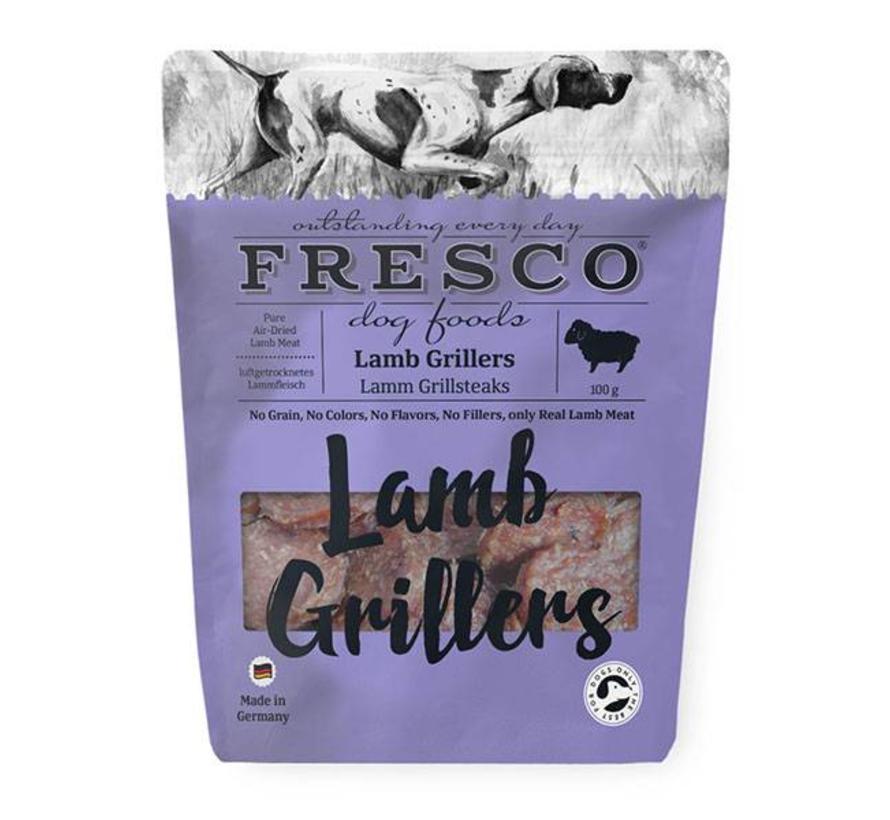 Fresco Grillers Lam 100gr