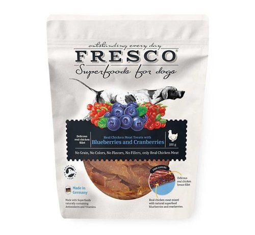 Fresco Fresco Superfood Fillets kip 100gr