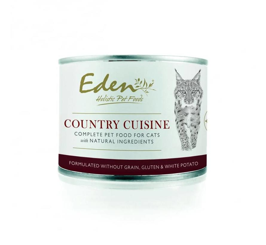 Eden Cat Wet Food Country Cuisine  200gr