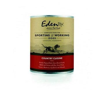 Eden Eden Dog Wet Food Country Cuisine 400gr