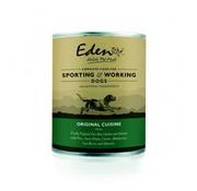 Eden Eden Dog Wet Food Original Cuisine 400gr