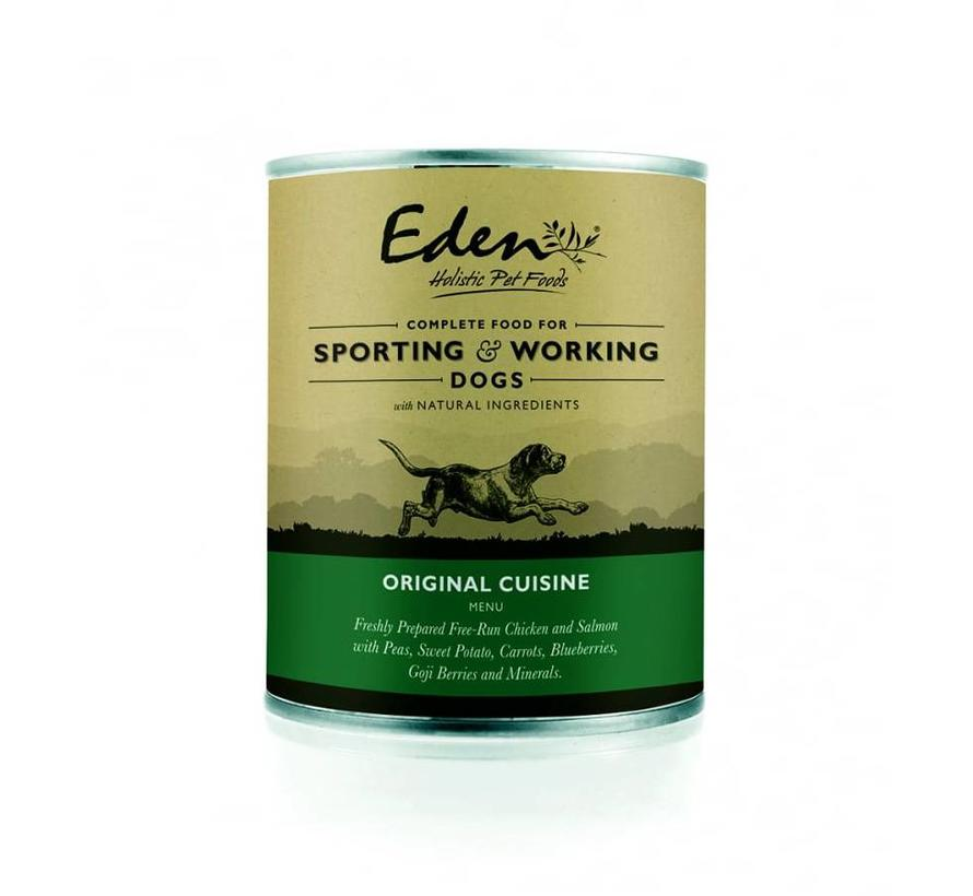 Eden Dog Wet Food Original Cuisine 400gr
