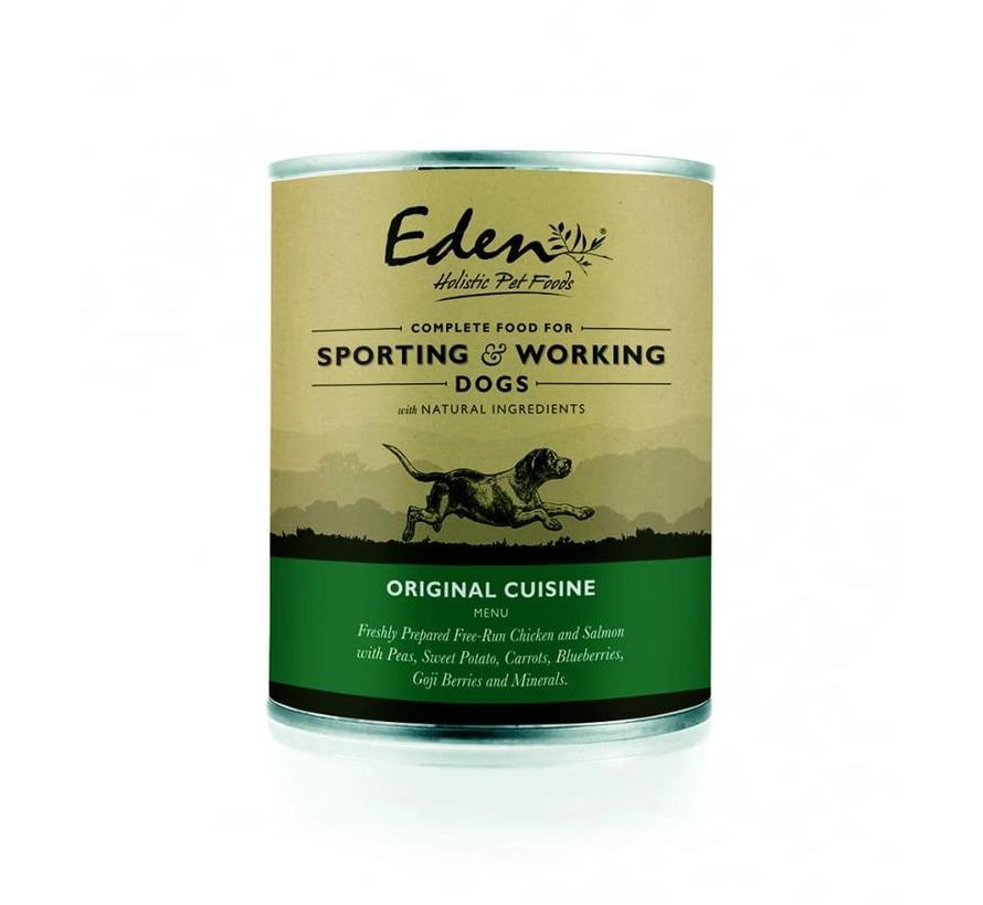 Eden Dog Wet Food Original Cuisine 400gr