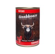 Steakhouse Steakhouse Blik Puur Rund 410gr