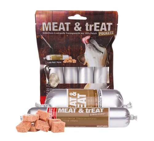 MeatLove MeatLove Meat & Treat Paard