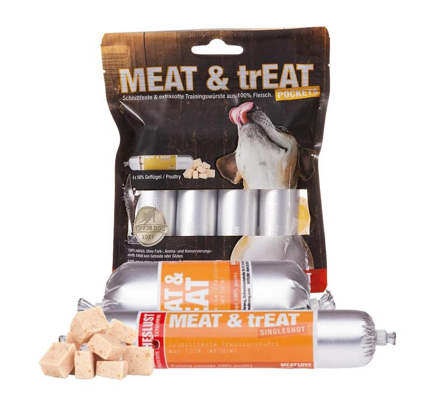 MeatLove Meat & Treat Kip