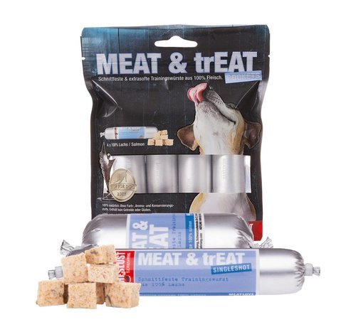 MeatLove MeatLove Meat & Treat Zalm