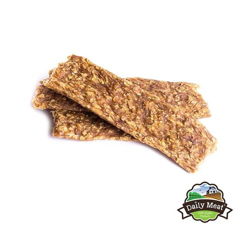 Daily Meat DailyMeat Vleesstrips Konijn 100gr
