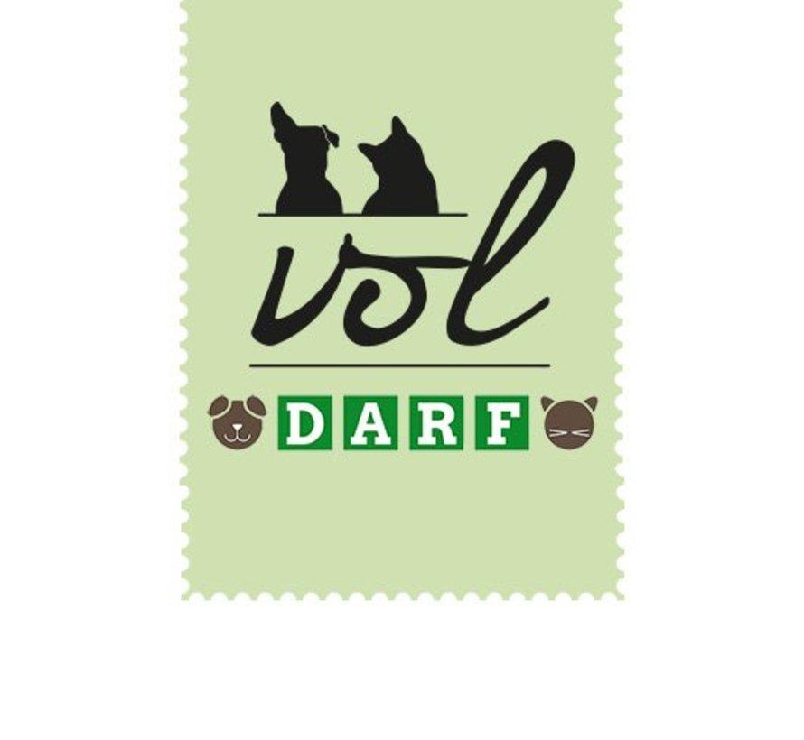 Darf Vol houdbare worst Lam & Rijst 200 gram