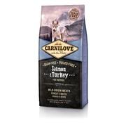 Carnilove Carnilove Salmon & turkey puppy 12 kg