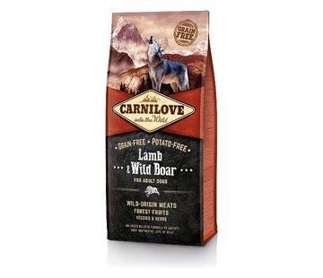 Carnilove Carnilove Lamb Wild Boar 12 kg