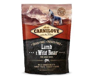 Carnilove Carnilove Lamb & Wild Boar 1,5 kg