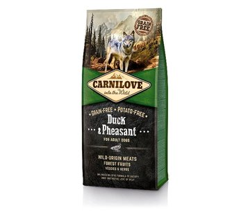 Carnilove Carnilove Duck & Pheasant adult 12 kg