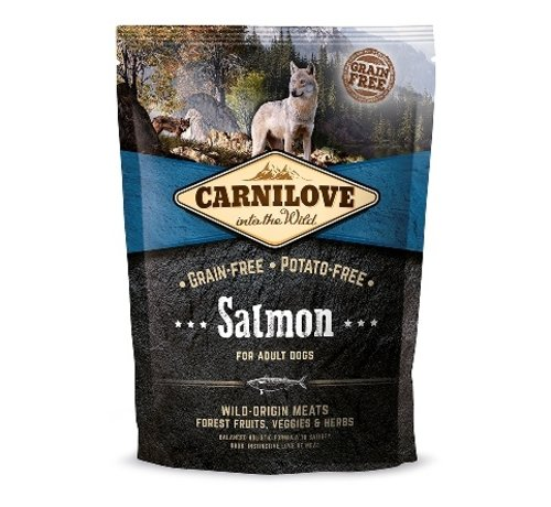 Carnilove Carnilove Salmon adult 1,5 kg