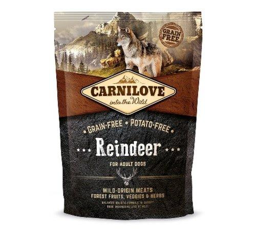 Carnilove Carnilove Reindeer adult 1,5 kg