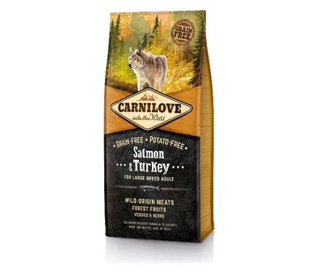 Carnilove Carnilove Salmon & Turkey Large Breed 12 kg