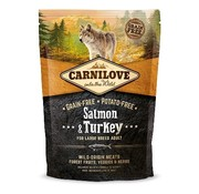 Carnilove Carnilove Salmon & Turkey Large Breed 1,5 kg