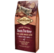 Carnilove Carnilove Duck & Turkey Large breed 6 kg