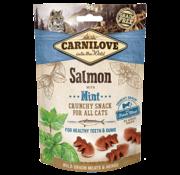 Carnilove Carnilove kattensnacks crunchy - Zalm met munt