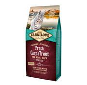 Carnilove Carnilove fresh Carp & Trout Sterilised 6kg