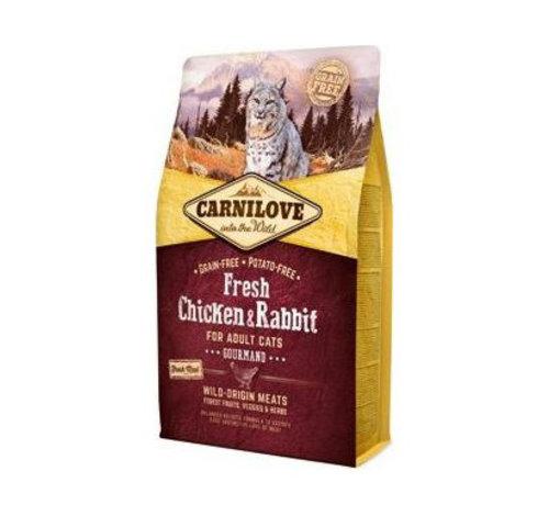 Carnilove Carnilove Fresh Chicken & Rabbit 2kg
