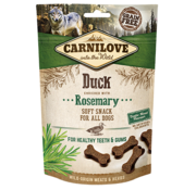 Carnilove Carnilove Soft Snack Duck with Rosemary 200gr