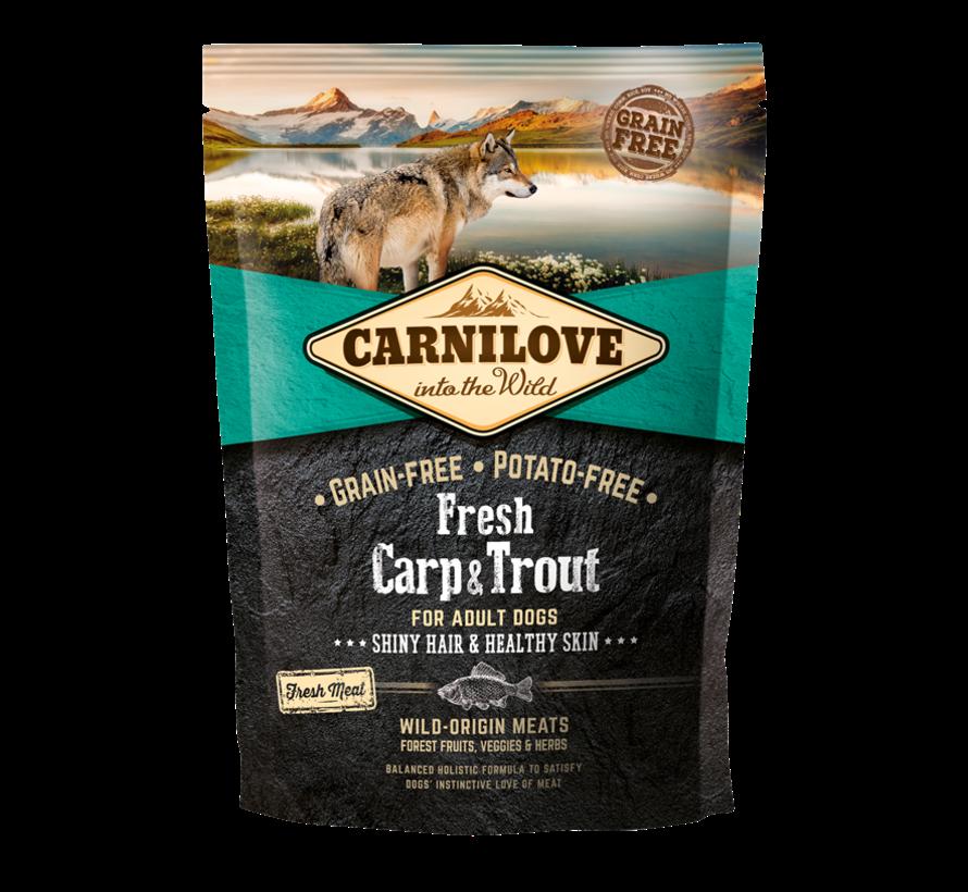 Carnilove Fresh Carp & Trout 1,5kg